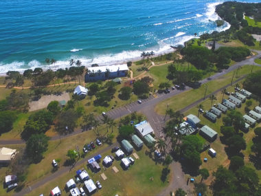 Bargara beach caravan park